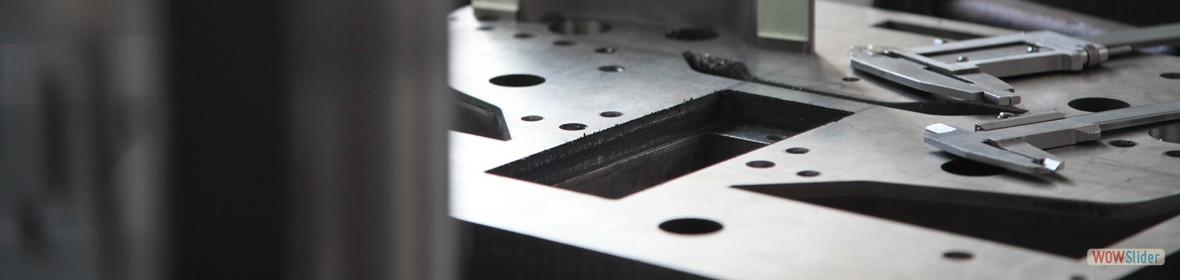 Изготовление пресс-форм и штампов